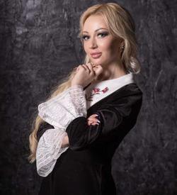 Наталья Копнева: «Символ дня – Рог изобилия»
