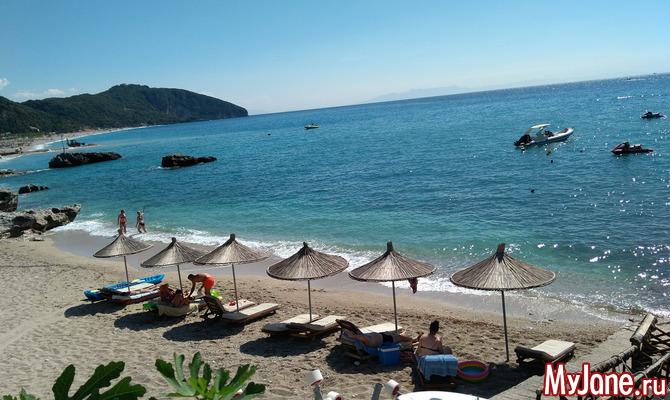 Отпуск в Албании. Часть 1