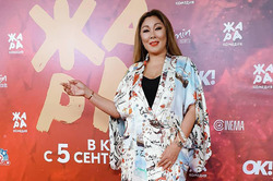 Аниту Цой госпитализировали с фестиваля
