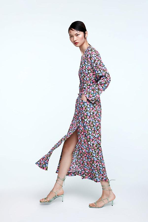 Модные летние платья 2019