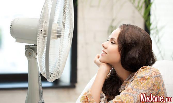 Как сохранить хорошее самочувствие в жаркую погоду