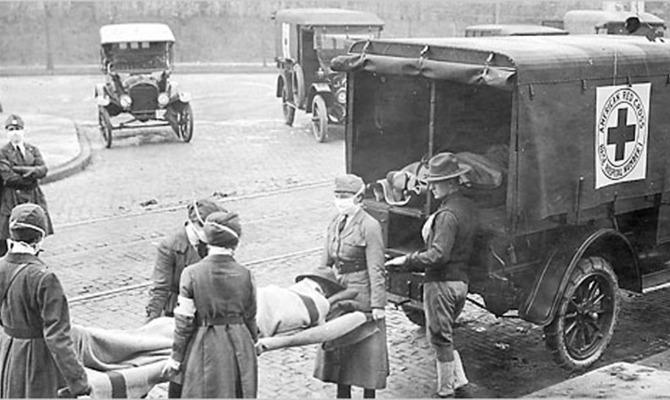 Эпидемия сна: почему в 1920-х годах во всем мире засыпали люди