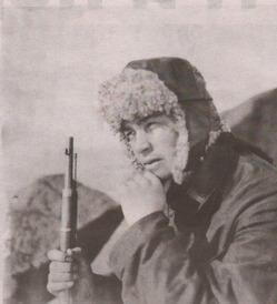 Нина Демме - первая в мире женщина-полярник