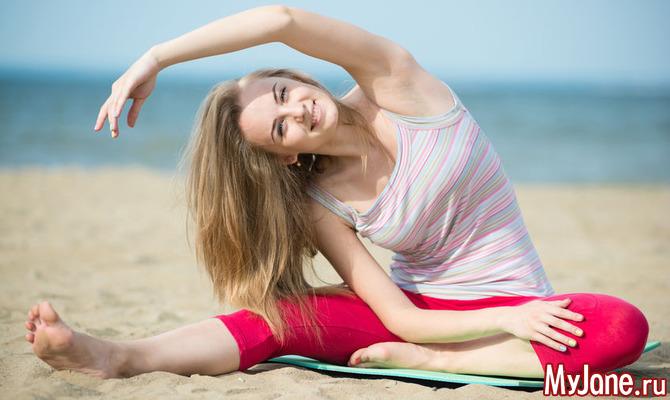 Наиболее опасные асаны йоги
