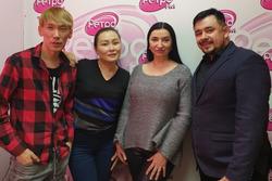 Марианна Абравитова вновь приехала в Улан-Удэ