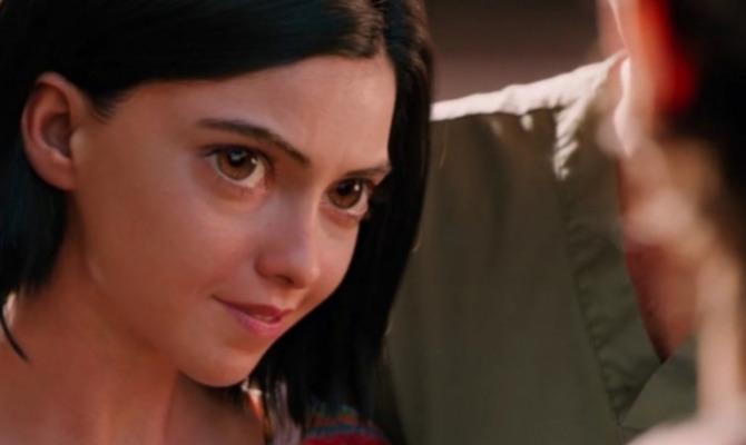 Твои глаза или Ожившая на экране манга «Алита: боевой ангел»