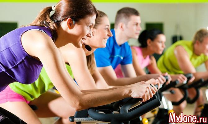 Cycle-тренировки для быстрого похудения