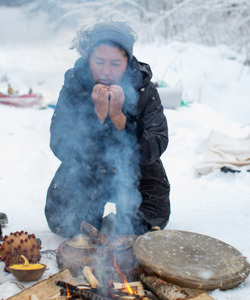 Кажетта Ахметжанова рассказала о местах силы на Алтае