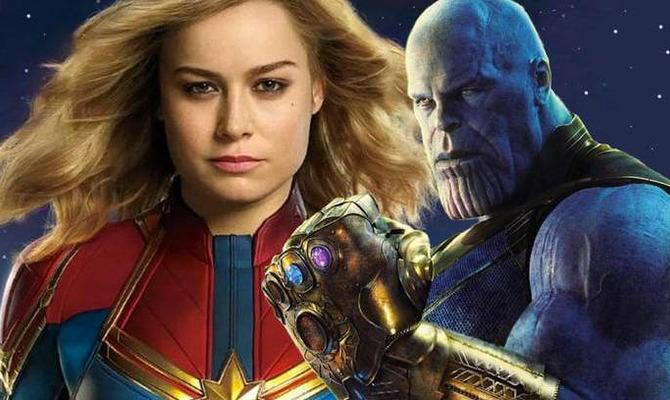 Капитан, который одолеет Таноса?