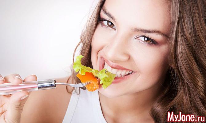 Укрепляем организм, готовим витаминные блюда