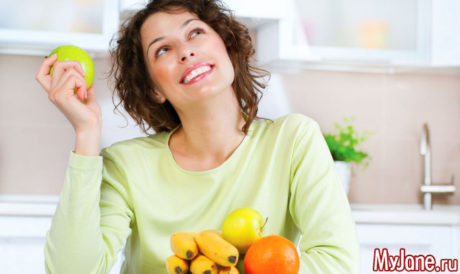 Эффективная диета для здоровья зубов