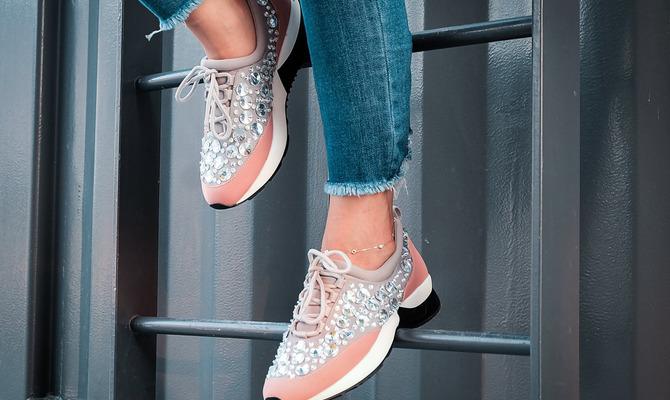 Модные кеды и кроссовки, весна 2019
