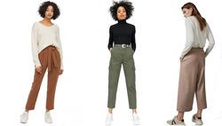 Модные брюки на весну 2019