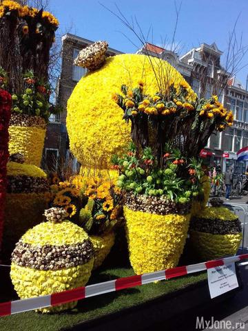 Парад цветов и Кекенгоф 2019