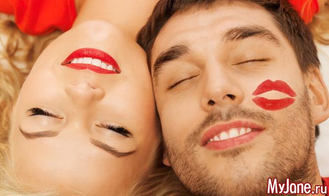 Женская косметика и… мужчины