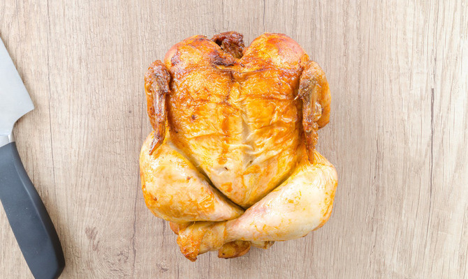 Необычные рецепты из курицы