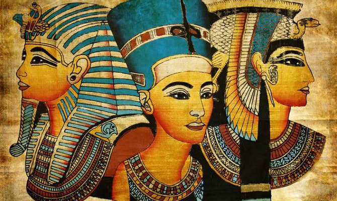 Клеопатра и Марк Антоний