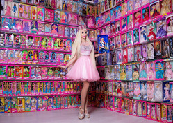 Русская Барби стала обладателем самой большой коллекции кукол в России