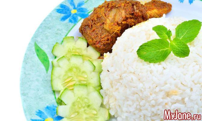 Оригинальные рецепты блюд из риса