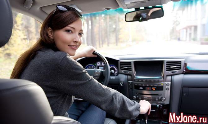 Почему женщины водят автомобиль лучше мужчин?