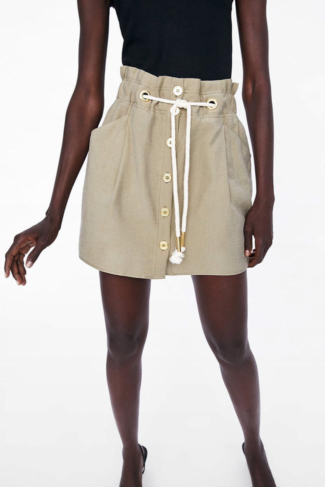 Модные юбки, весна 2019