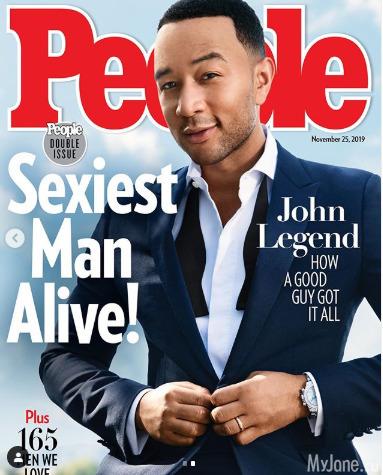 Журнал People назвал имя самого сексуального мужчины в мире
