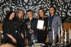 Александр Вдовин получил премию «Хрустальный лотос»