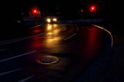 Как избежать ослепления дальним светом встречного автомобиля