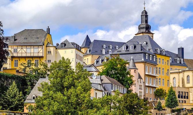 Легкое знакомство с Люксембургом