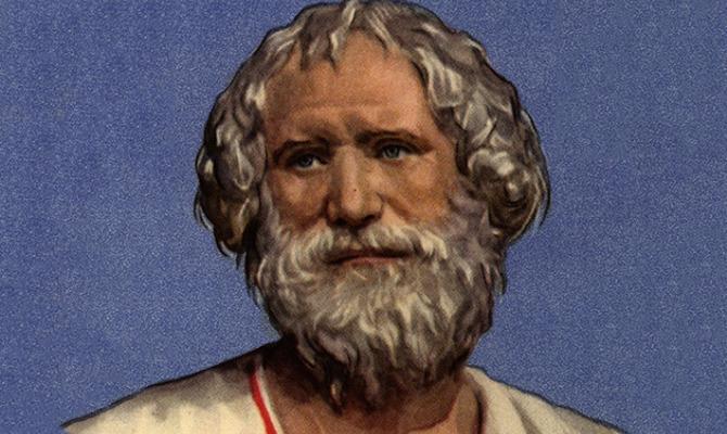 Величайший древнегреческий учёный Архимед
