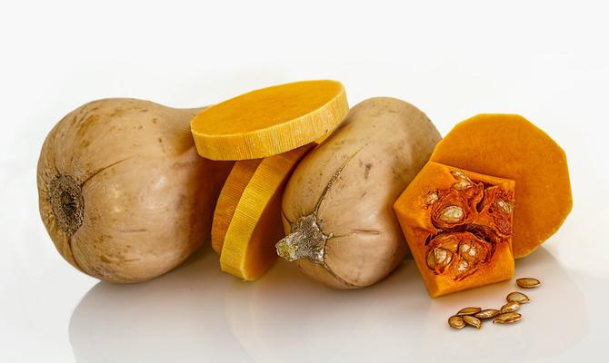 О пользе тыквы. Блюда из полезного овоща