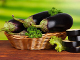 Баклажановая диета поможет похудеть