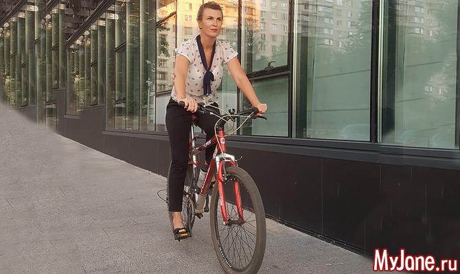 На работу на велосипеде (из личного опыта)