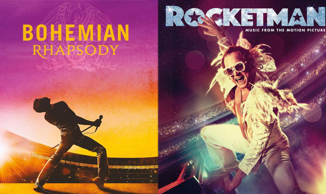 Кинобатл: «Рокетмен» против «Богемской рапсодии»