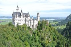 Замок Нойшванштайн – жемчужина Баварии