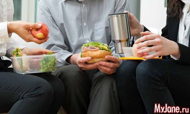 Рабочий день: как питаться вкусно и правильно на работе