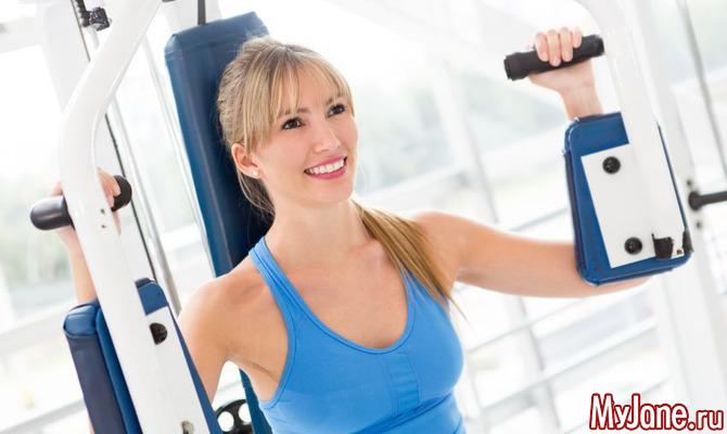5 упражнений, которые время от времени стоит делать девушкам в тренажерном зале