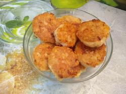 Вкуснейшие куриные котлеты с сыром