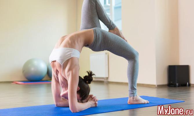 Фертилити-йога