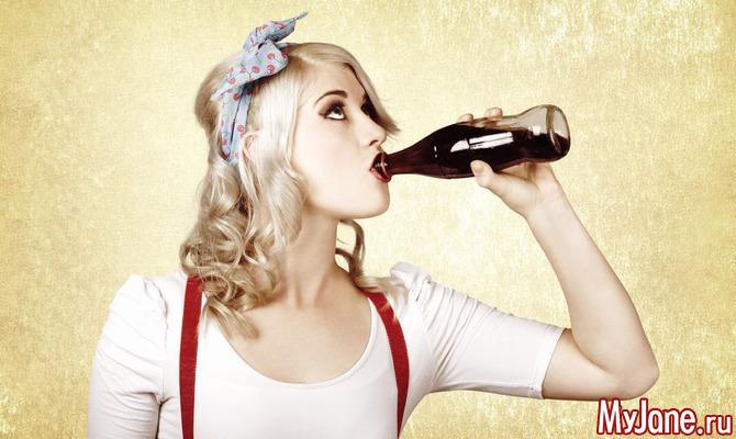 Газировка: как появилась, в чем ее вред, и как сделать напиток дома?