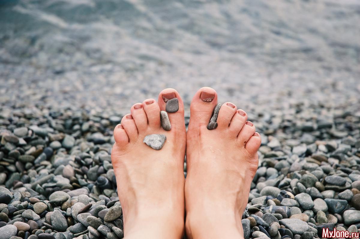 Сухая кожа на пятках, или Почему летом за пятками необходим тщательный уход