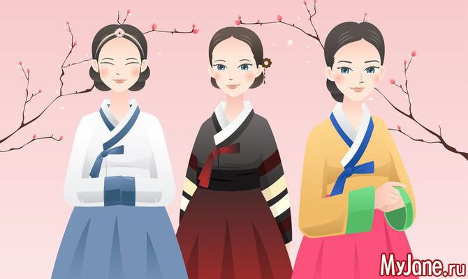 Про женское любопытство и другие корейские сказки и притчи