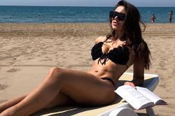 Ксения Казакова поделилась советами, как получить максимум пользы от посещения солярия
