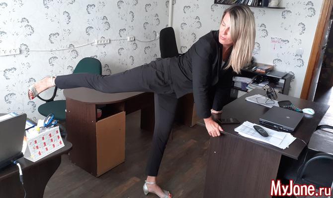 Табата в офисе, или Давайте сделаем это вместе