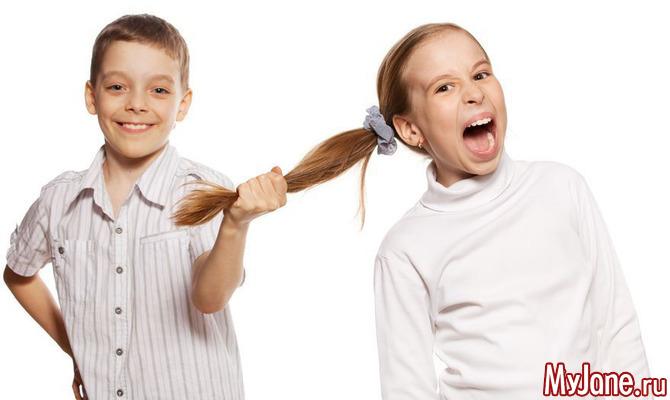 Ссоры детей в семье: что делать?