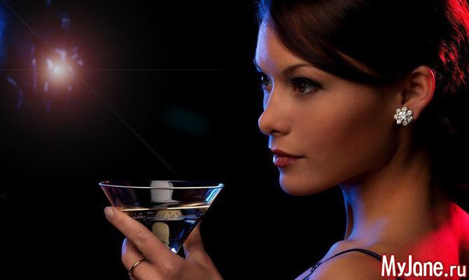 Интересные напитки: коктейли и глинтвейн