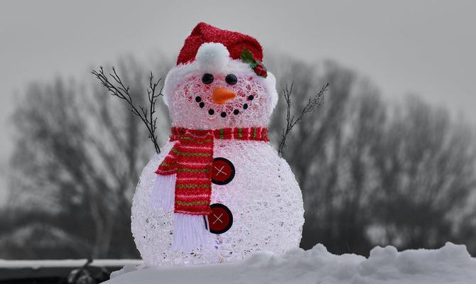 Всегда ли снеговик был добрым