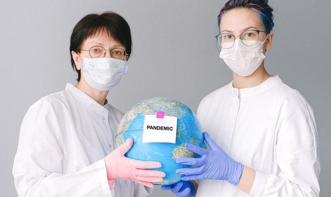 Путшествуйте в пандемию без рисков