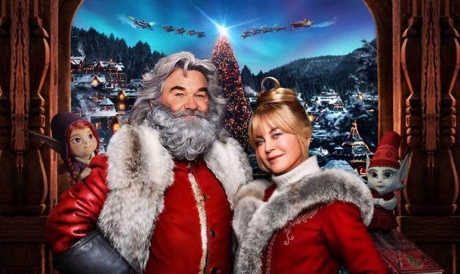 Подборка новых фильмов про Рождество