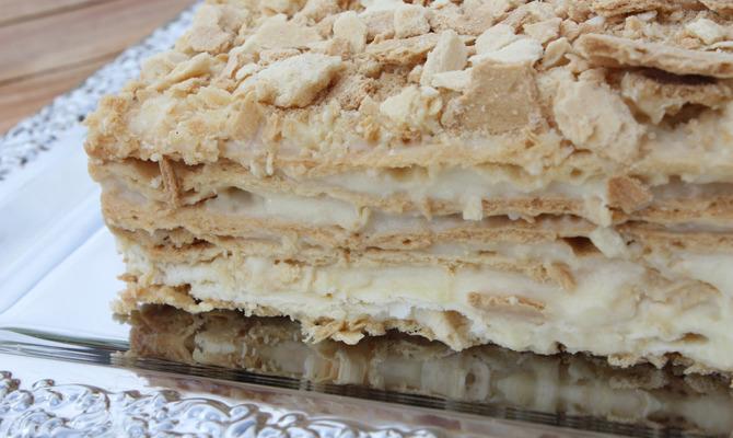 Торты без выпечки: 2 быстрых и вкусных рецепта
